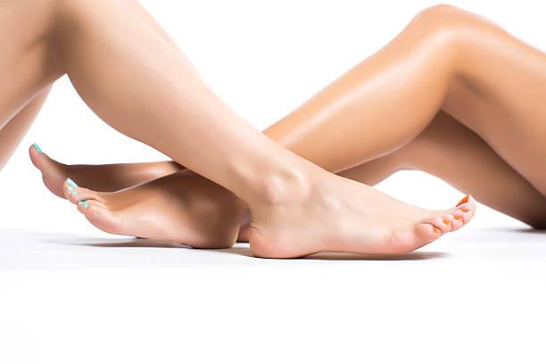 Foot lesben