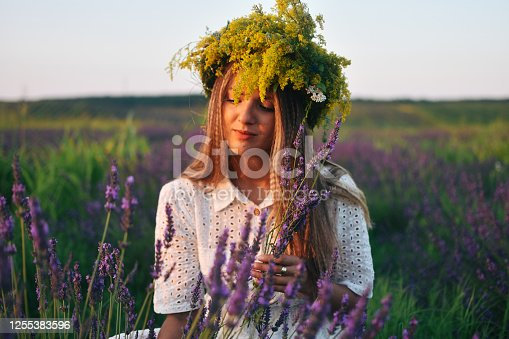 Serbia, Adult, Adults Only, Arts Culture and Entertainment, lavender - plant