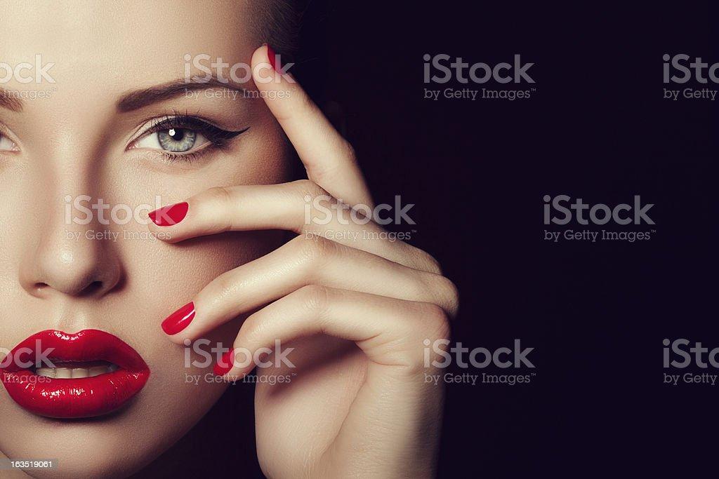 Belle femme - Photo