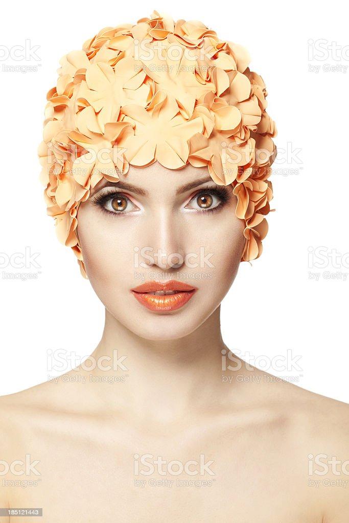 Beautiful woman stok fotoğrafı