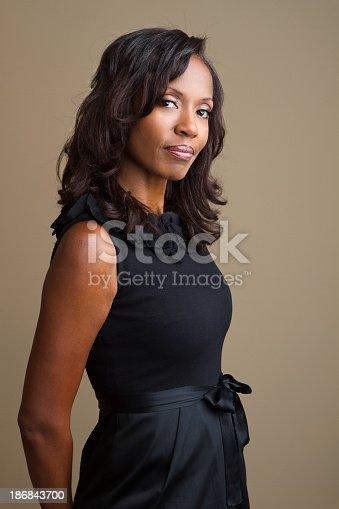 istock Beautiful Woman 186843700