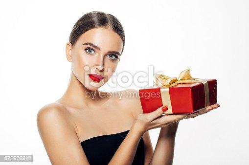 istock Beautiful woman 872976912