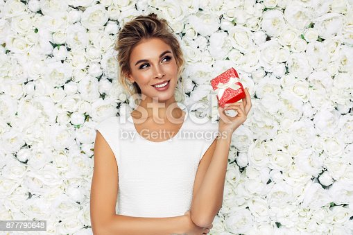 istock Beautiful woman 877790648