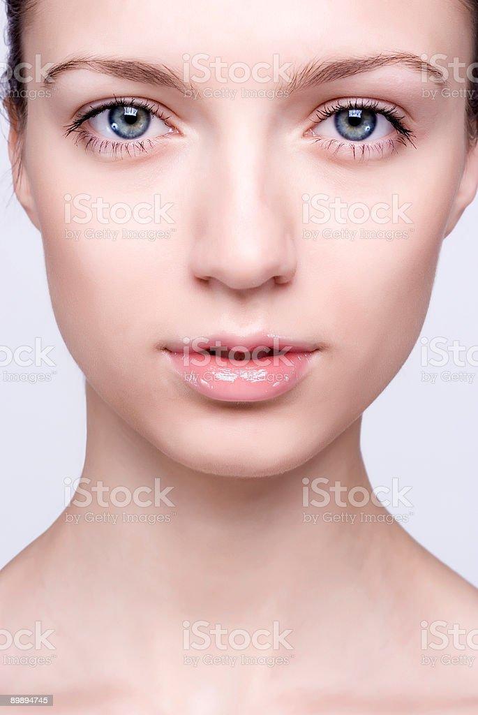Красивая женщина Стоковые фото Стоковая фотография