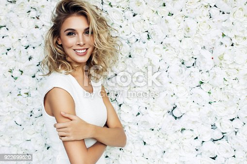 istock Beautiful woman 922699520
