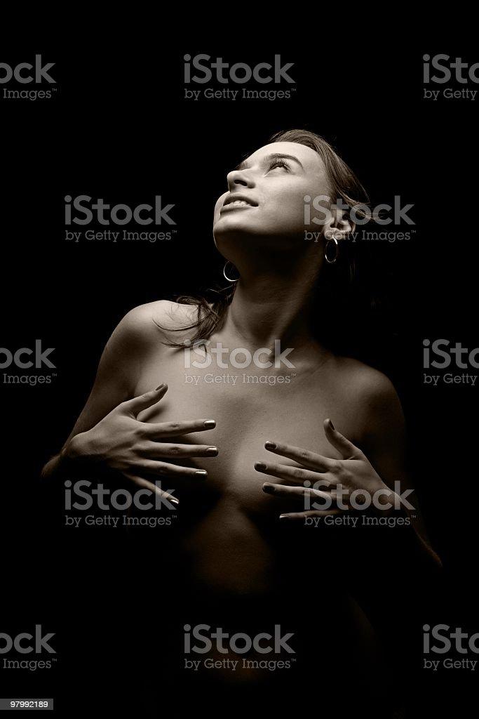 beautiful woman royalty free stockfoto
