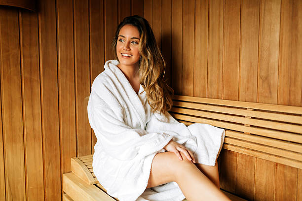 Royalty Free Naked Sauna Pictures, Images And Stock Photos -3939