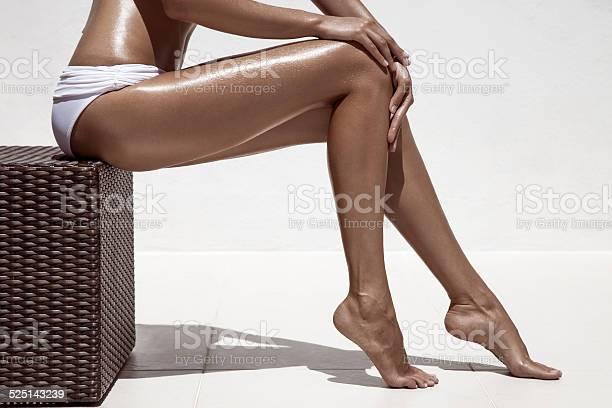 Beautiful woman tan legs against white wall picture id525143239?b=1&k=6&m=525143239&s=612x612&h=uvvsme8dim6hscqwiz8eseszfwiq8ew5vue 9 lhjt4=