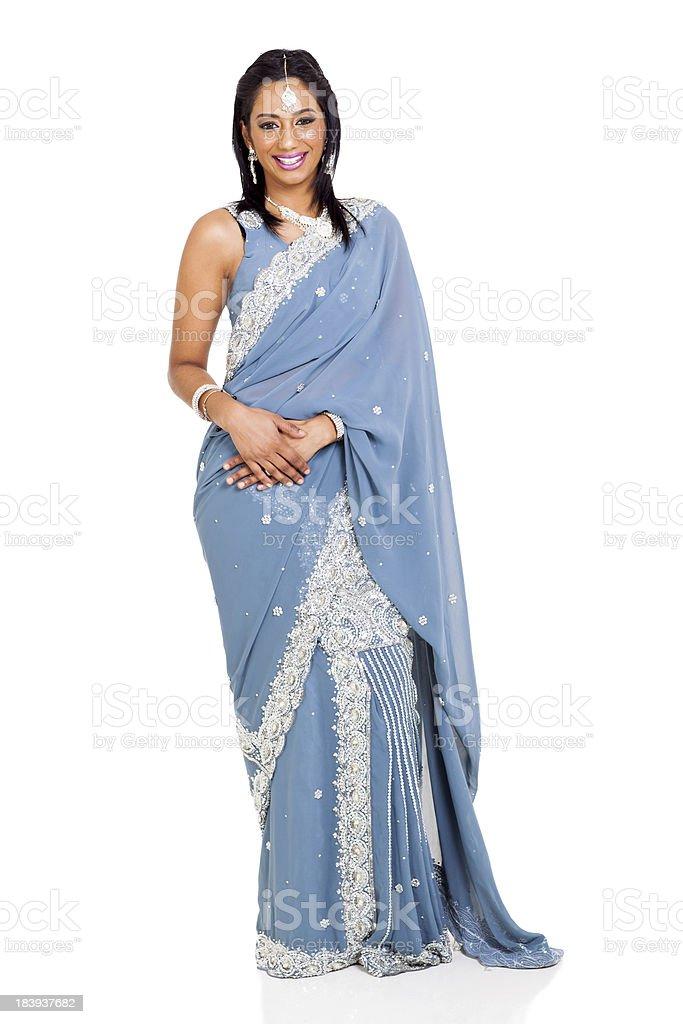Schone Frau Die Traditionelle Indische Kleidung Stockfoto Und Mehr Bilder Von Asiatischer Und Indischer Abstammung Istock