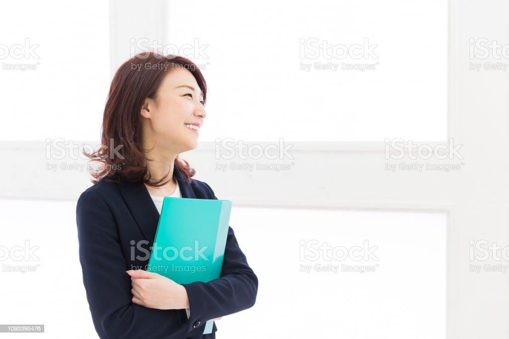 美しい若いアジア女性 ストックフォト