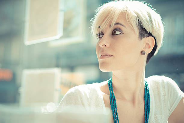 Royalty Free Short Hair Pictures, Images and Stock Photos - iStock