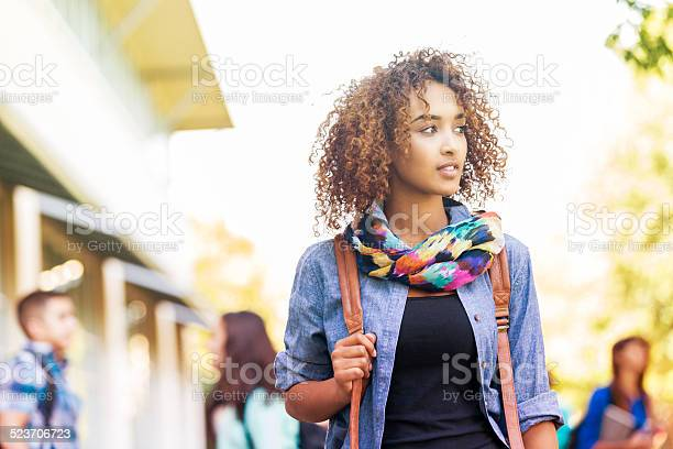Beautiful young college girl walking outdoors on campus picture id523706723?b=1&k=6&m=523706723&s=612x612&h=pqbwgvmejvcy5hvj3wdkrop  ubrj4ndulogfk1ycva=