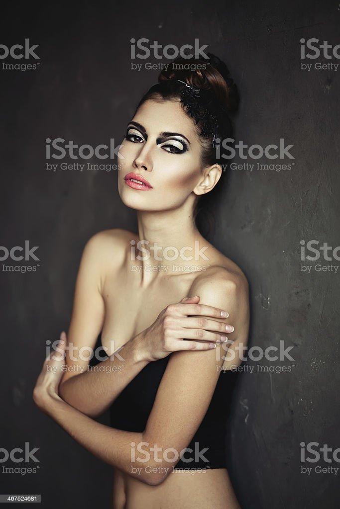 Nagie ciemne kobiety