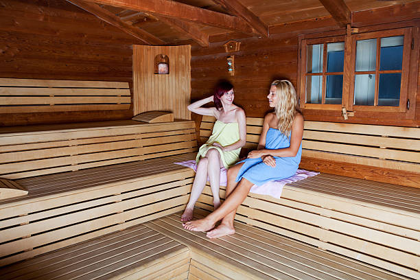 Best Naked Sauna Stock Photos, Pictures  Royalty-Free Images - Istock-1564