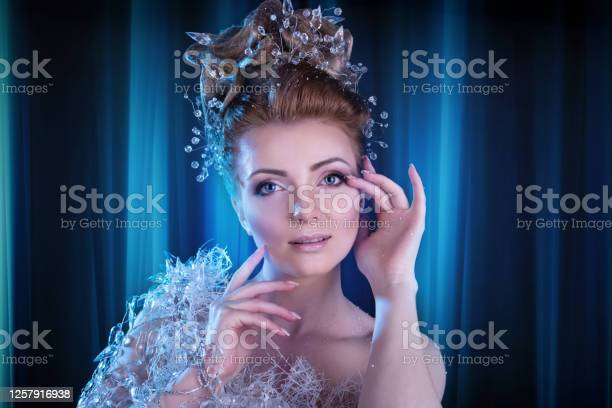 Beautiful young girl in a snow queen costume model in winter ice picture id1257916938?b=1&k=6&m=1257916938&s=612x612&h=9rtsrk08z9dt3dyoj6kgjdeog 49xdzme6ad5u yvic=