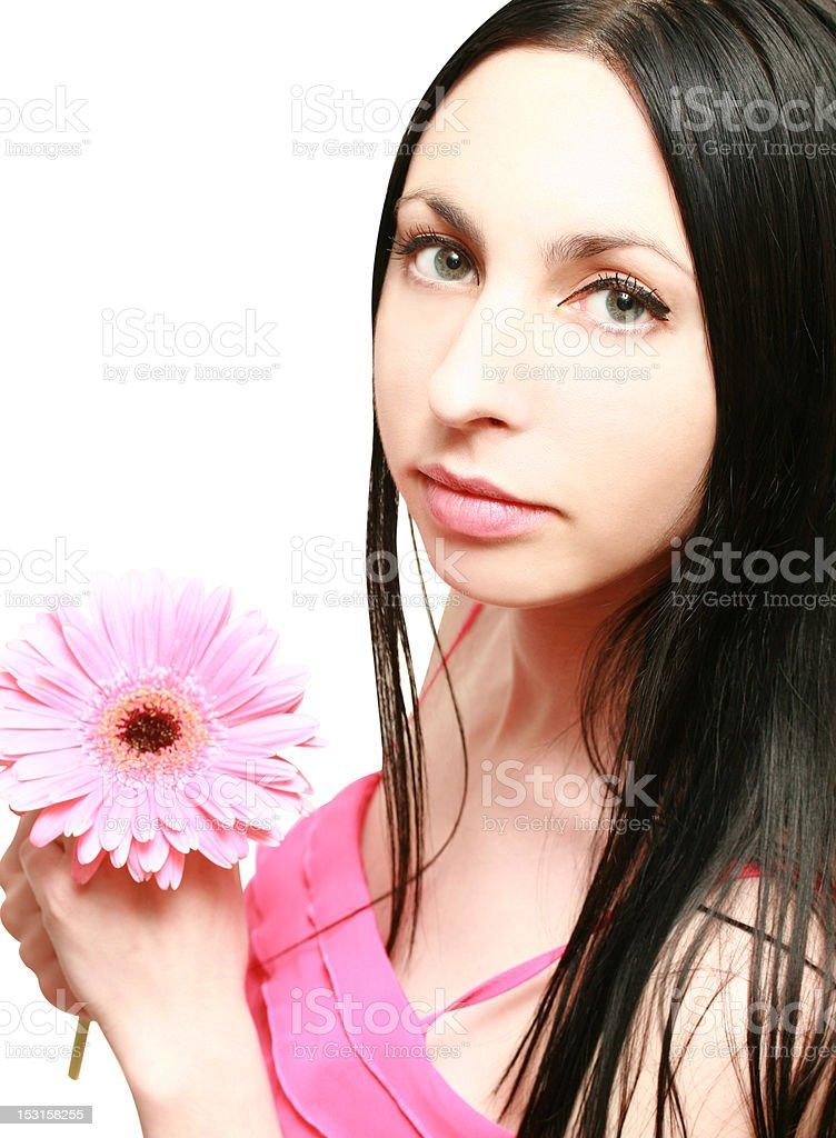 Schöne junge Frau – Foto