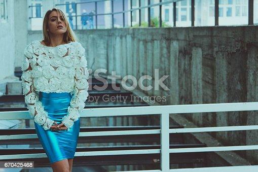 istock Beautiful Young woman 670425468