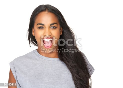 629077968istockphoto Beautiful young woman with surprised expression on face 180440911
