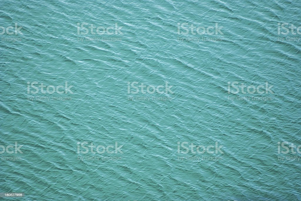 beautifull, clear water with waves background royalty-free stock photo