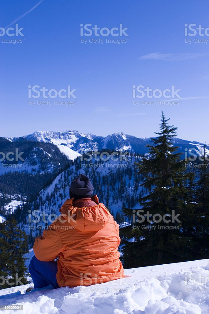 beautifull view the hermit goes OM 免版稅 stock photo