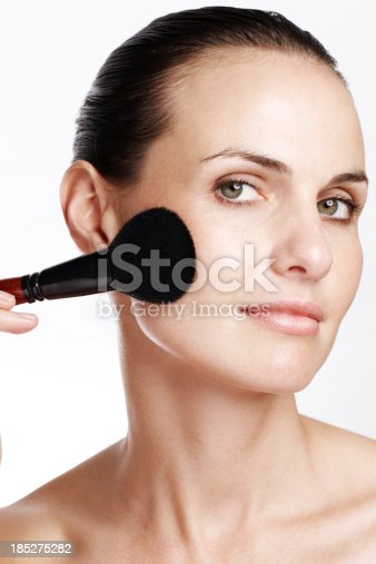 istock Beautify yourself with our cosmetics 185275282