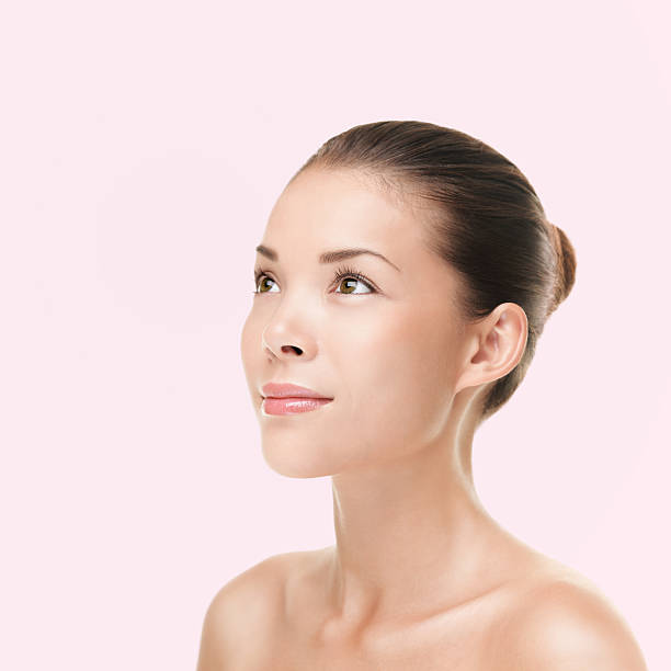 Beauty - beautiful woman stock photo