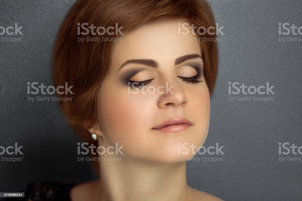 beauty beautiful woman stock photo