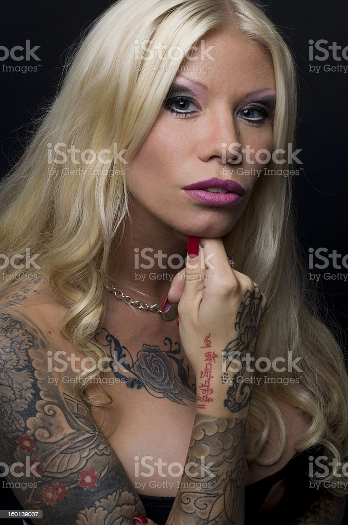 Секс с мелированной