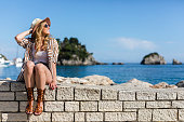 istock Beauty by the sea 1163533305