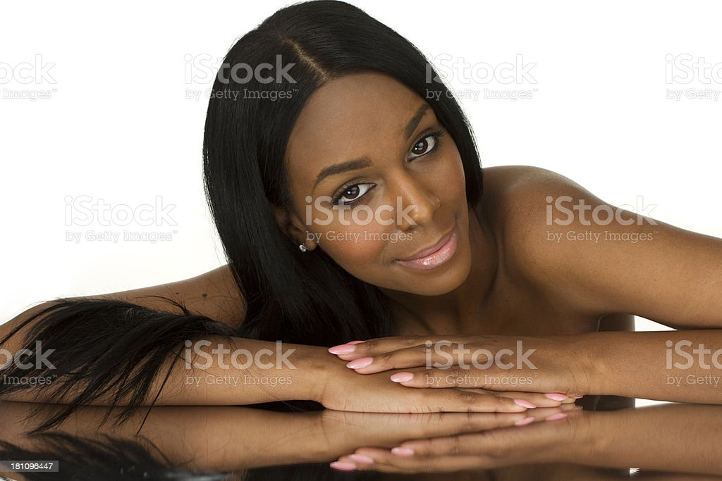 beauty concept stock photo
