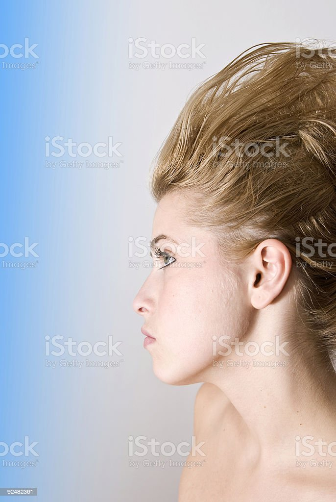 beauty concepts royalty-free stock photo