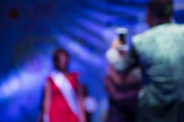 concours de beauté - miss france photos et images de collection