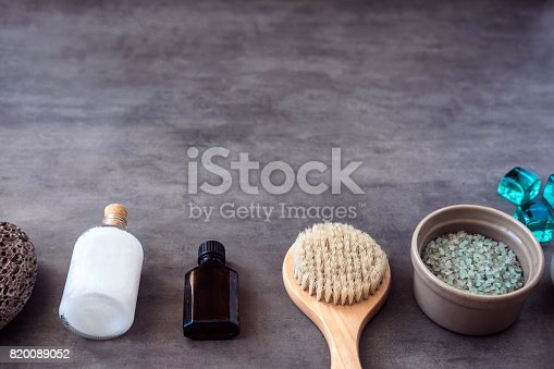 824824368 istock photo SPA beauty cosmetics from above 820089052