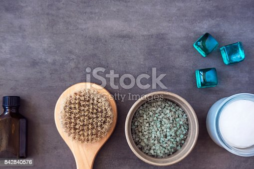 824824368 istock photo SPA beauty cosmetics from above 842840576