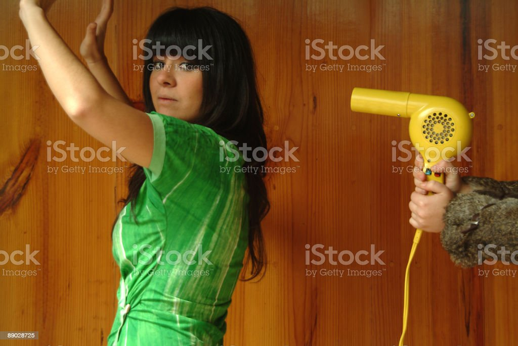 beauty crime royalty-free stock photo