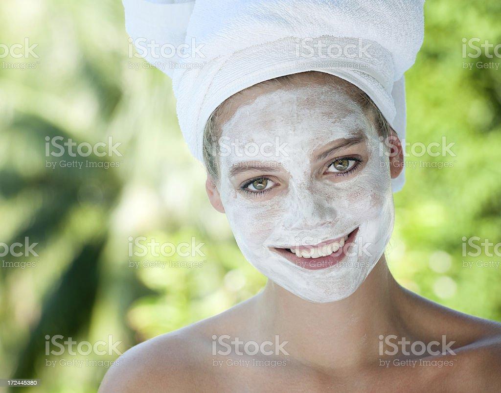 maschera viso 45 anni