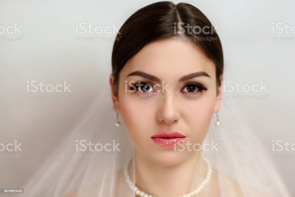 beauty fashion make up stock photo