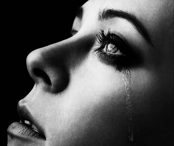 beleza menina chora - imagens de lagrimas - fotografias e filmes do acervo