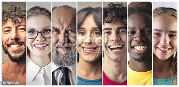 istock Beauty in growing old 667324350