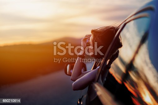 istock Beauty in time of sunset 650210514