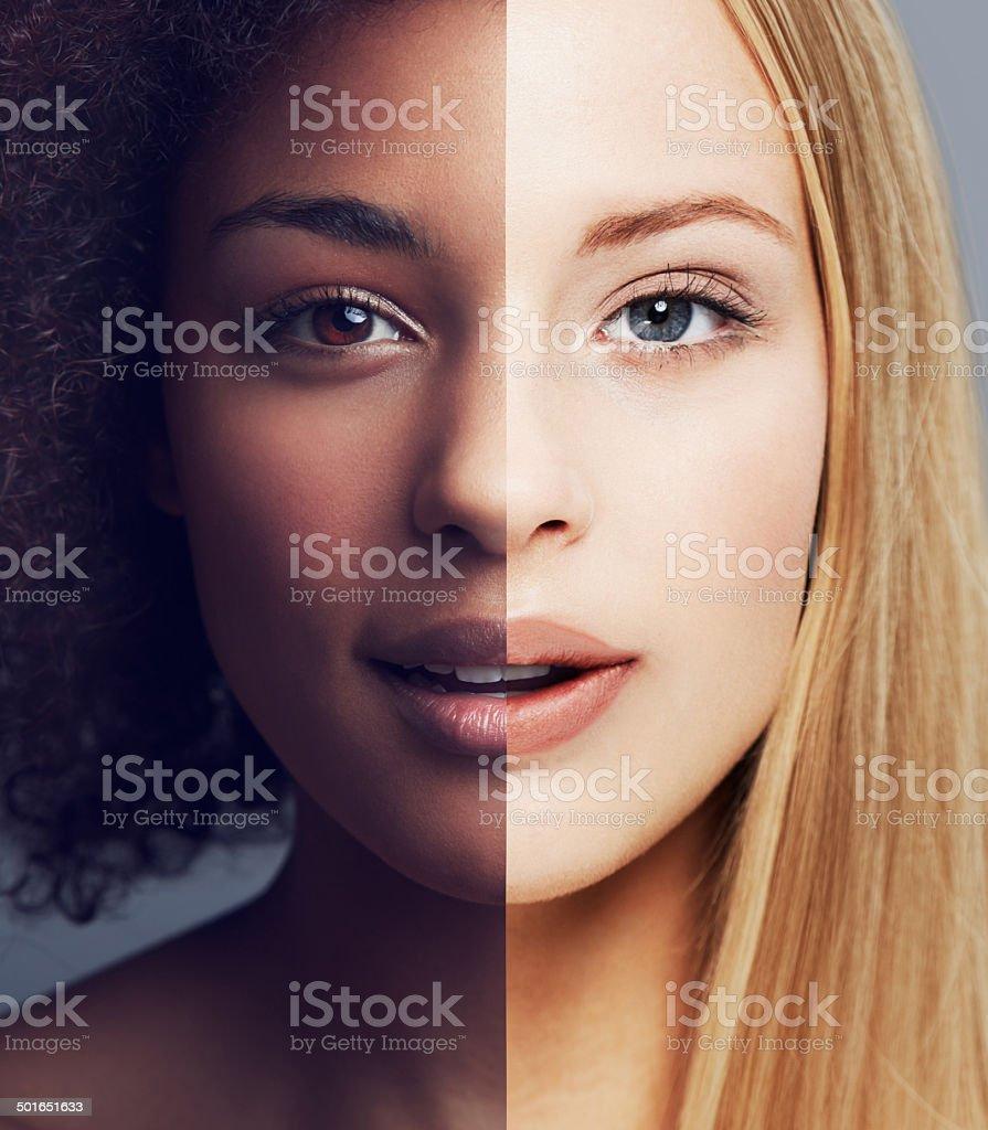 Schönheit ist universal – Foto