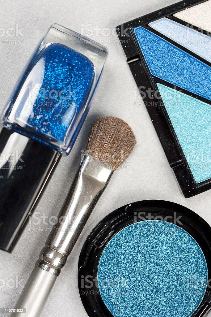 beauty kit royalty-free stock photo