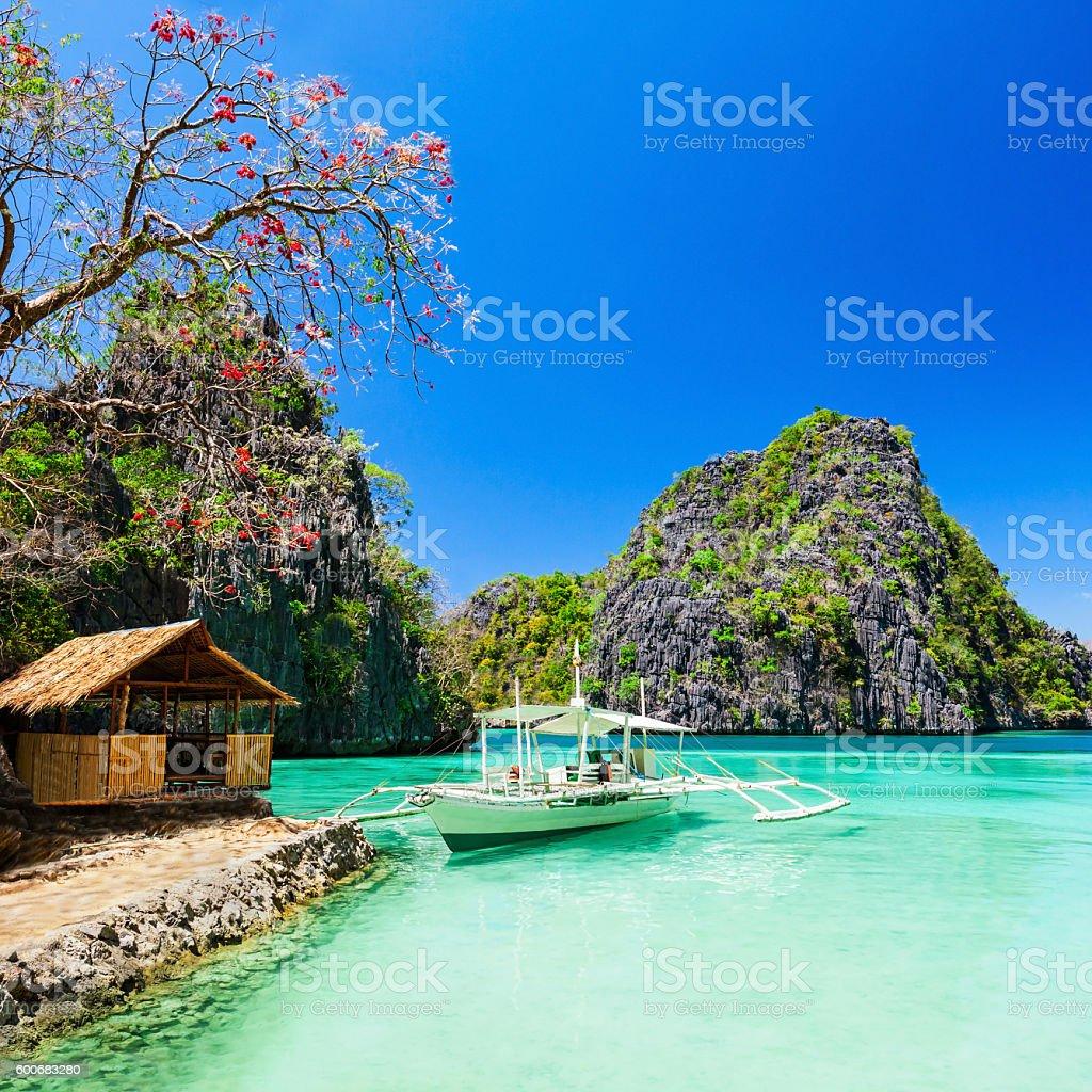 Beauty landscape stock photo