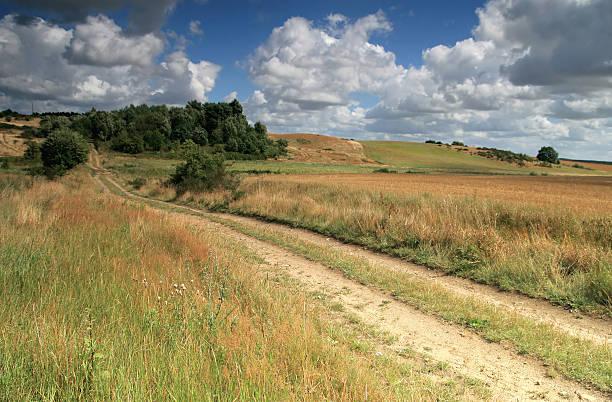 Schöne Landschaft-road – Foto