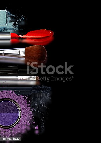 istock Beauty makeup and cosmetics fashion collection 1018760448