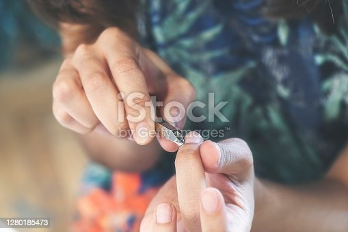 Manicure, Fingernail clipper, Nail polish, Beauty