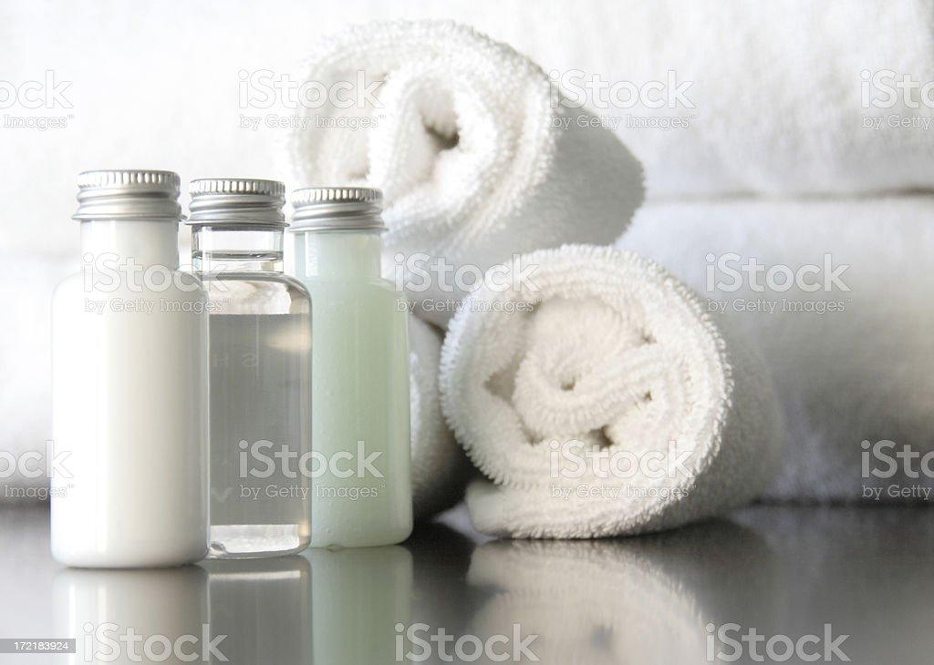 Beauty & Massage stock photo
