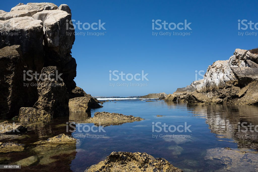 Beauty of Baleal stock photo