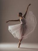istock Beauty of ballet 1166484507