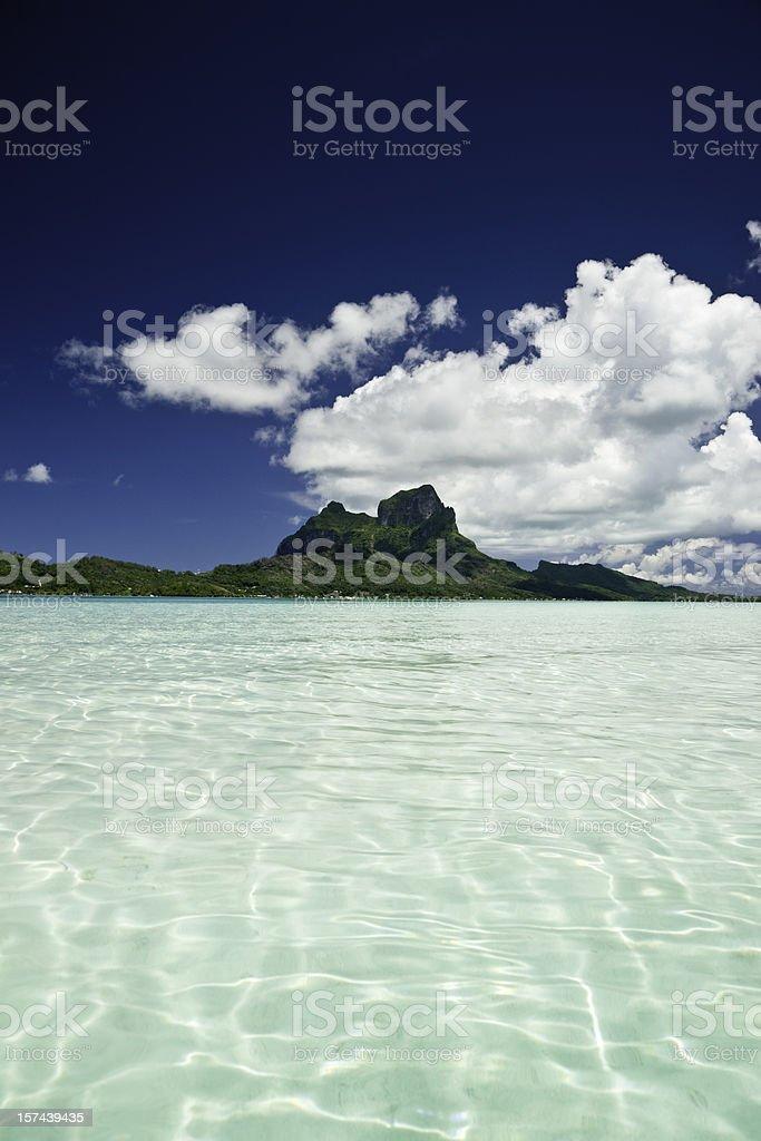 Beauty of Paradise royalty-free stock photo